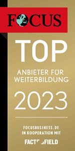 Focus Top Anbieter für Weiterbildung 2021