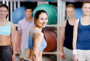 Fitness und Wellness